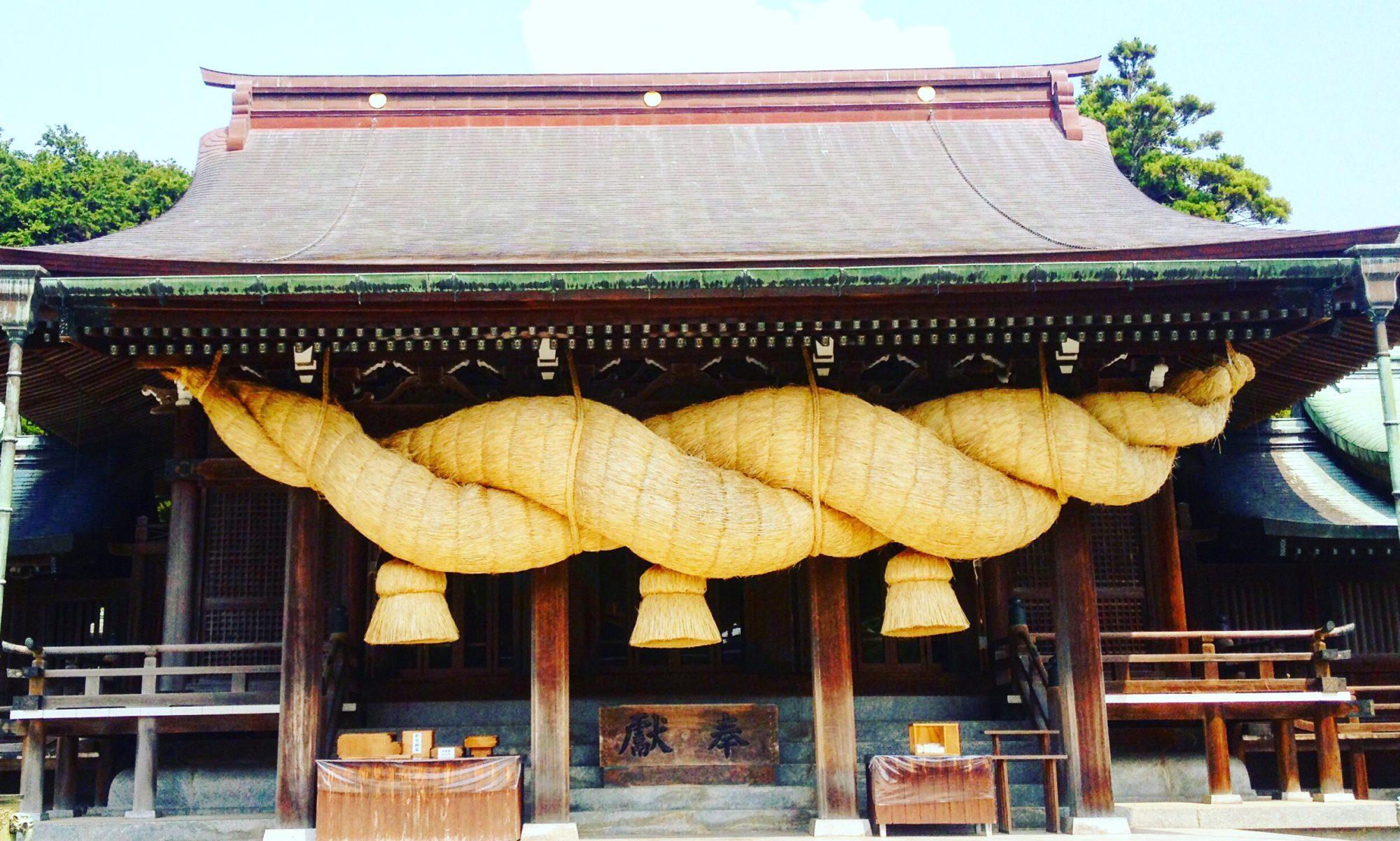 神社巡りジャパンブログ
