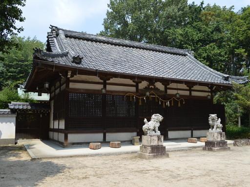 太田神社(茨木市)