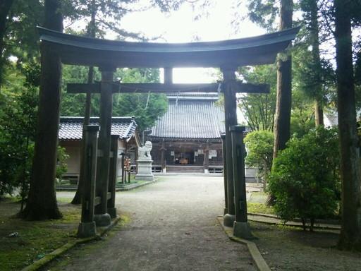 加茂神社(射水市)