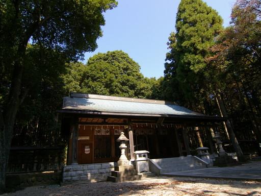 中川神社(中津川市)