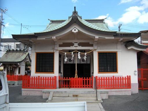 中村八幡神社(神戸市)