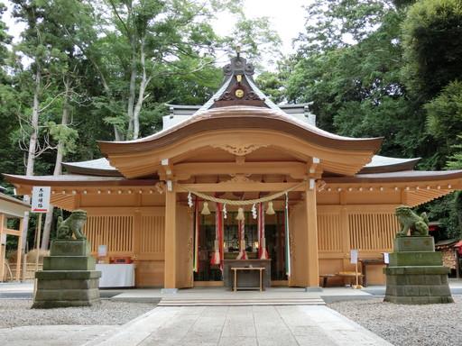久伊豆神社(さいたま市)