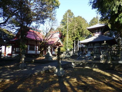 入山瀬浅間神社