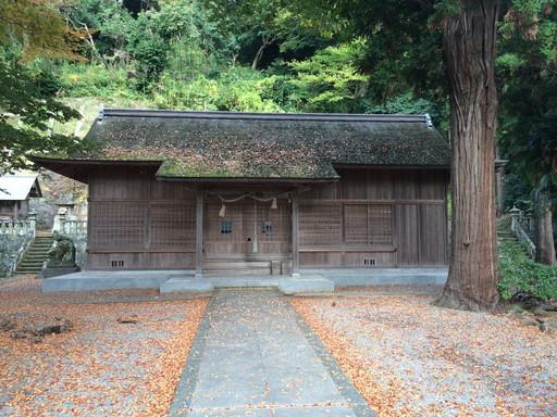 加賀神社(松江市)