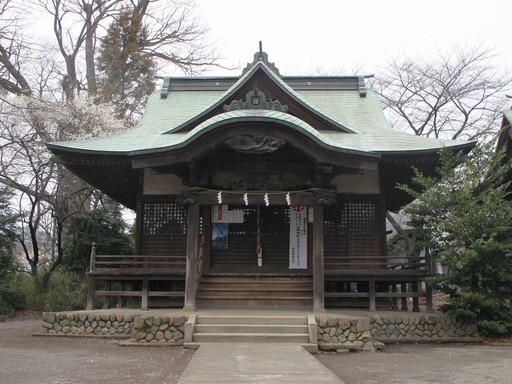 天満社(八王子市)
