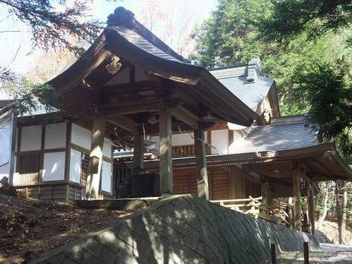 大嵐天神社