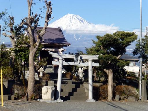 川成島浅間神社