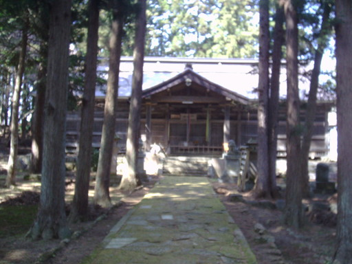 成島八幡神社