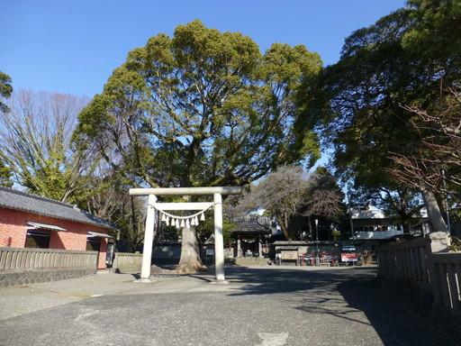 日吉浅間神社