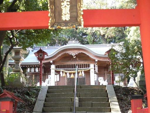 松尾神社(宝塚市)