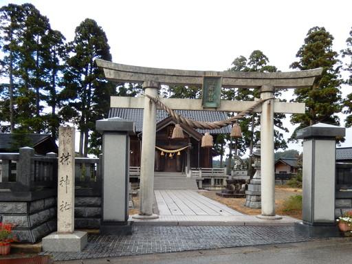林神社(砺波市頼成)