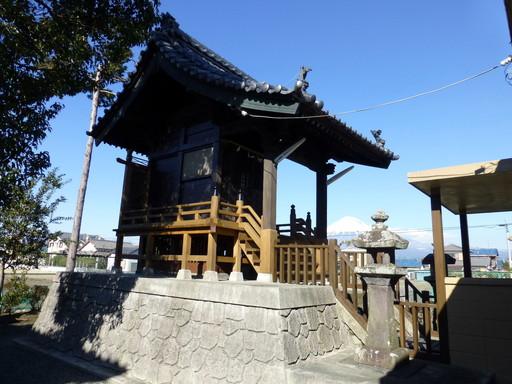 森島厳島浅間神社