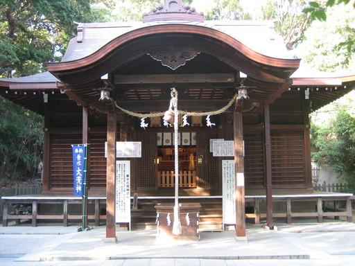 瑞丘八幡神社