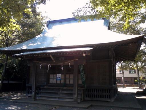 真田神社(平塚市)
