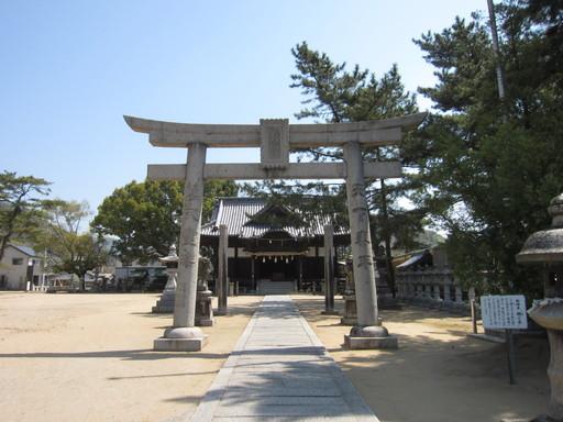 総社神社(坂出市)