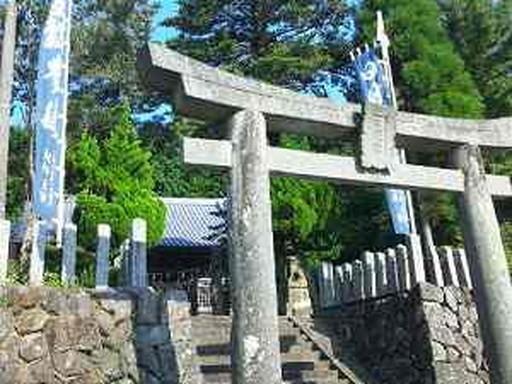 葛城神社妙見宮