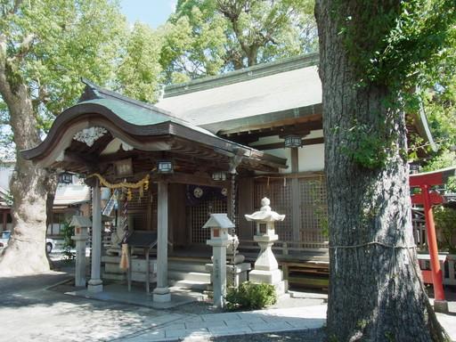 蟻通神社(田辺市)