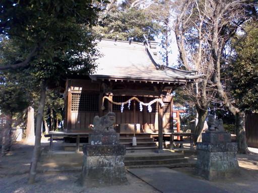 西水代八坂神社