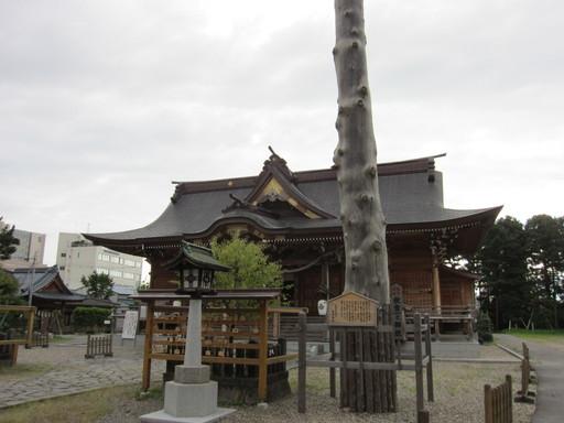 諏訪神社(新発田市)