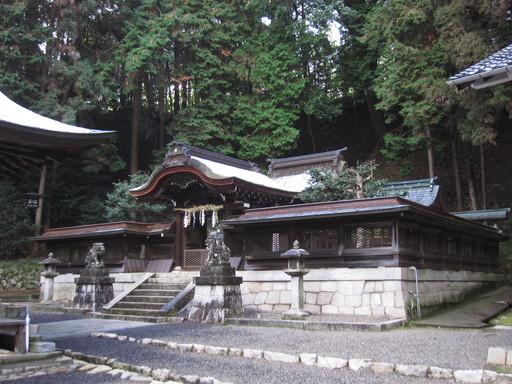 雄琴神社(大津市)