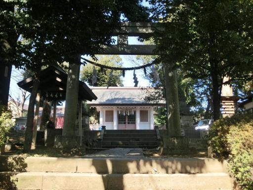 成宗白山神社