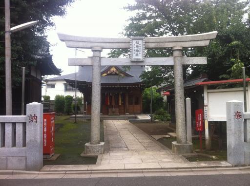 本天沼稲荷神社
