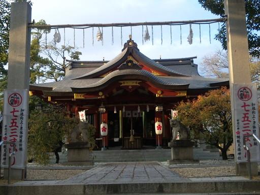 綱敷天満神社(神戸市)