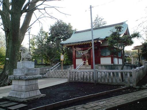 粕谷八幡神社
