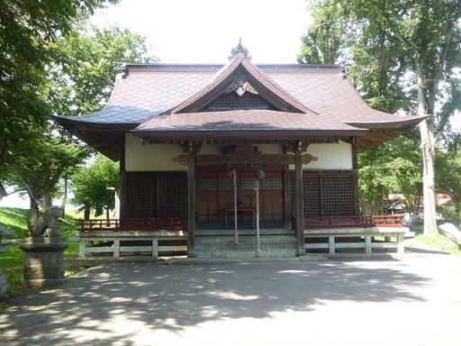 八幡宮(五所川原市元町)