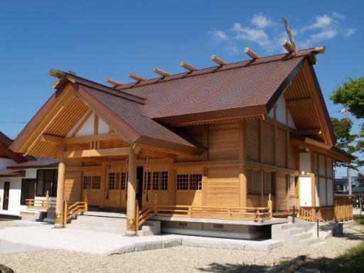 土崎神明社