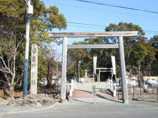 香良洲神社