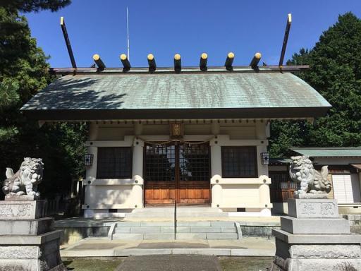 平川神明社