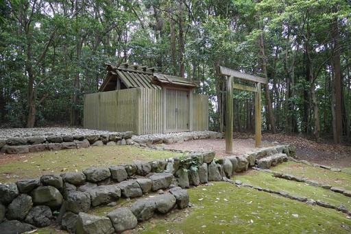 宇治山田神社・那自賣神社