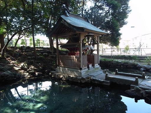 泉神社(日立市)
