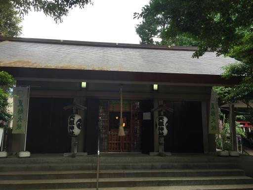 蛇窪神社(上神明天祖神社)