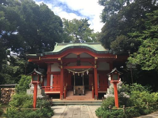 自由ヶ丘熊野神社