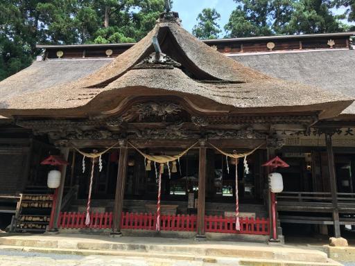 熊野神社(南陽市)