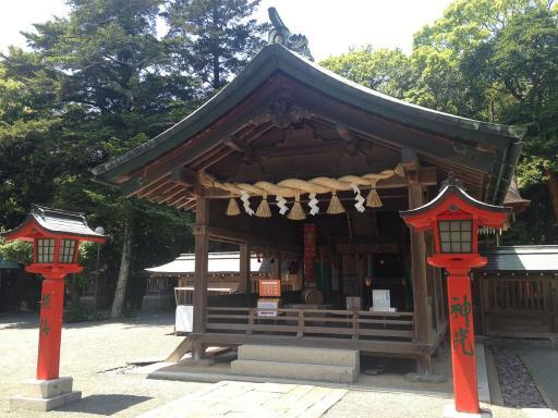 宗像大社(中津宮)