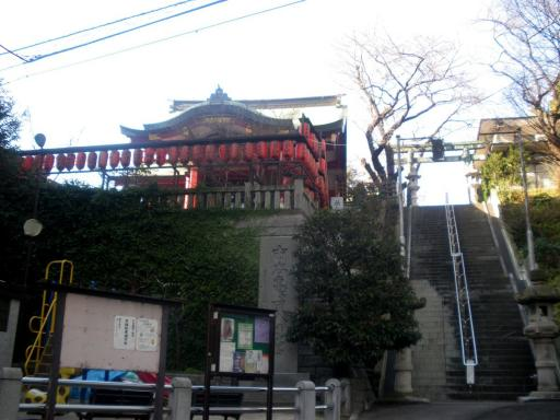市谷亀岡八幡宮
