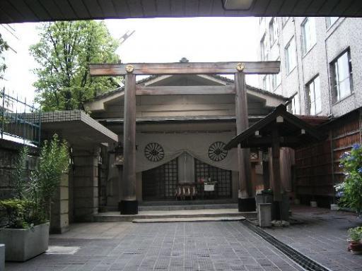 小石川大神宮