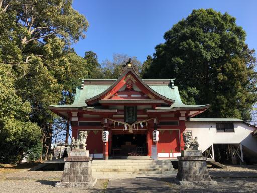助川鹿嶋神社
