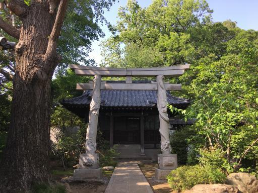 稲荷神社(宿鳳山高円寺境内社)