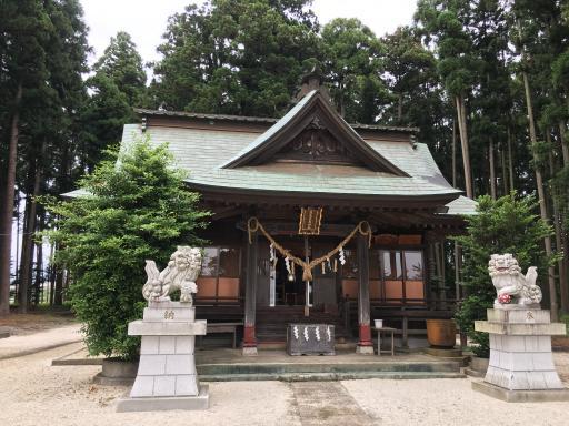 鹿嶋三嶋神社