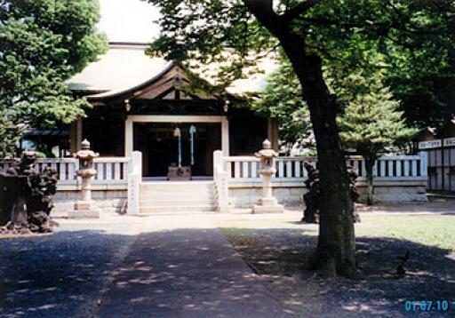 白山神社(北区)