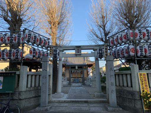 長門鎮守八幡神社