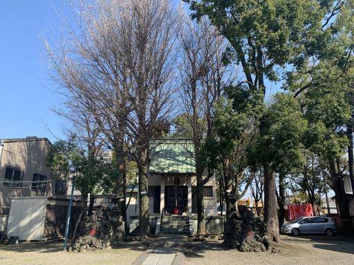 東砂天祖神社