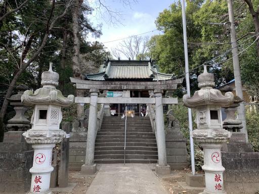 境伊与久雷電神社