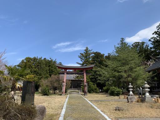 二宮神社(佐渡市)
