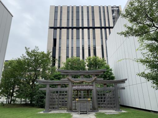 三輪神社(銀座)