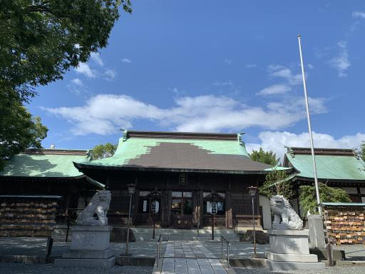 丸子神社・浅間神社